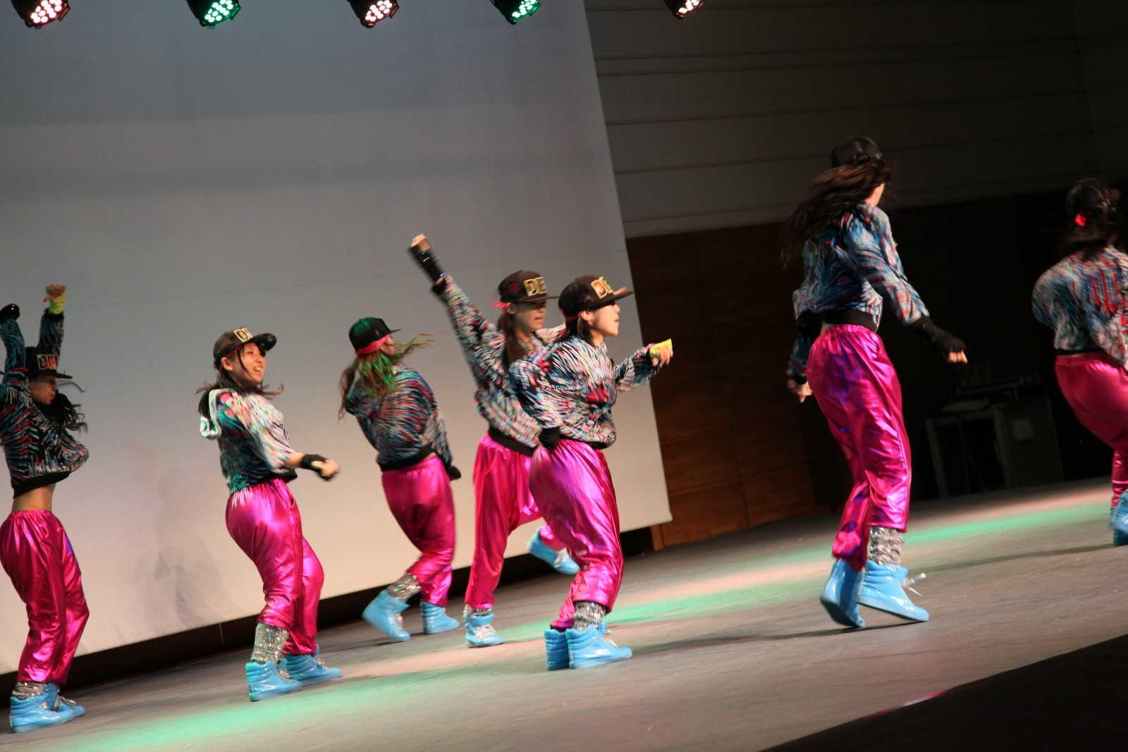 M-style J☆BS 10