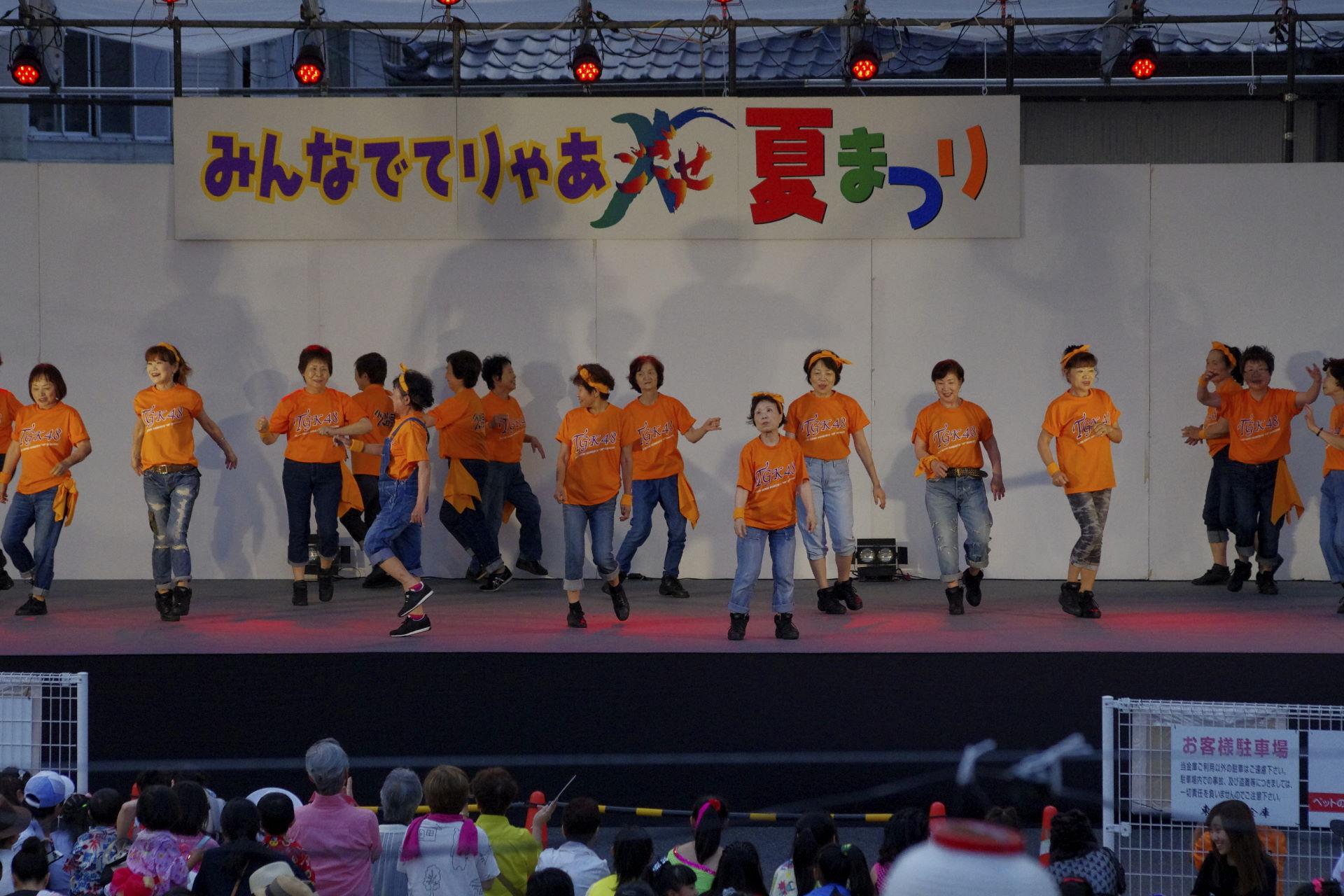 TGK48オンステージ 14