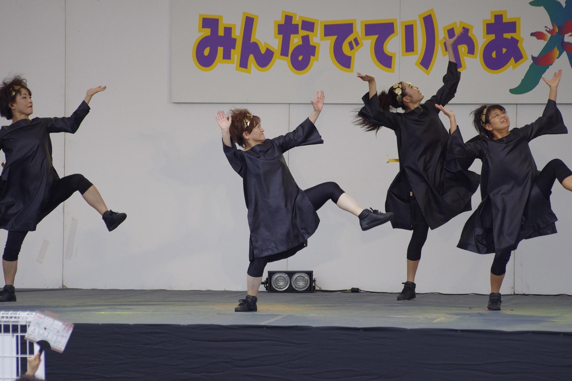 ダンシング・アベニュー�M� 6