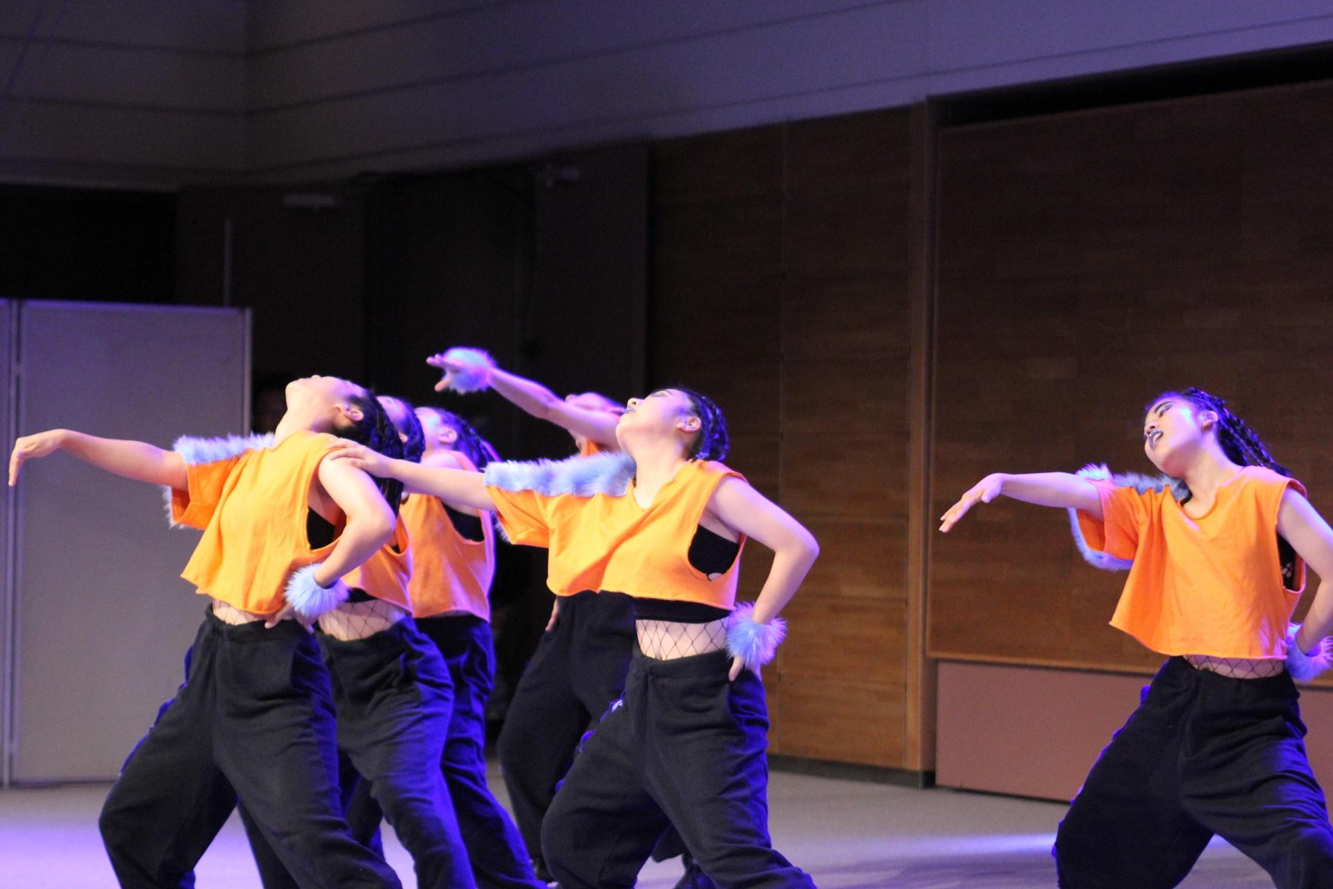 多治見西高等学校 ダンス部 11