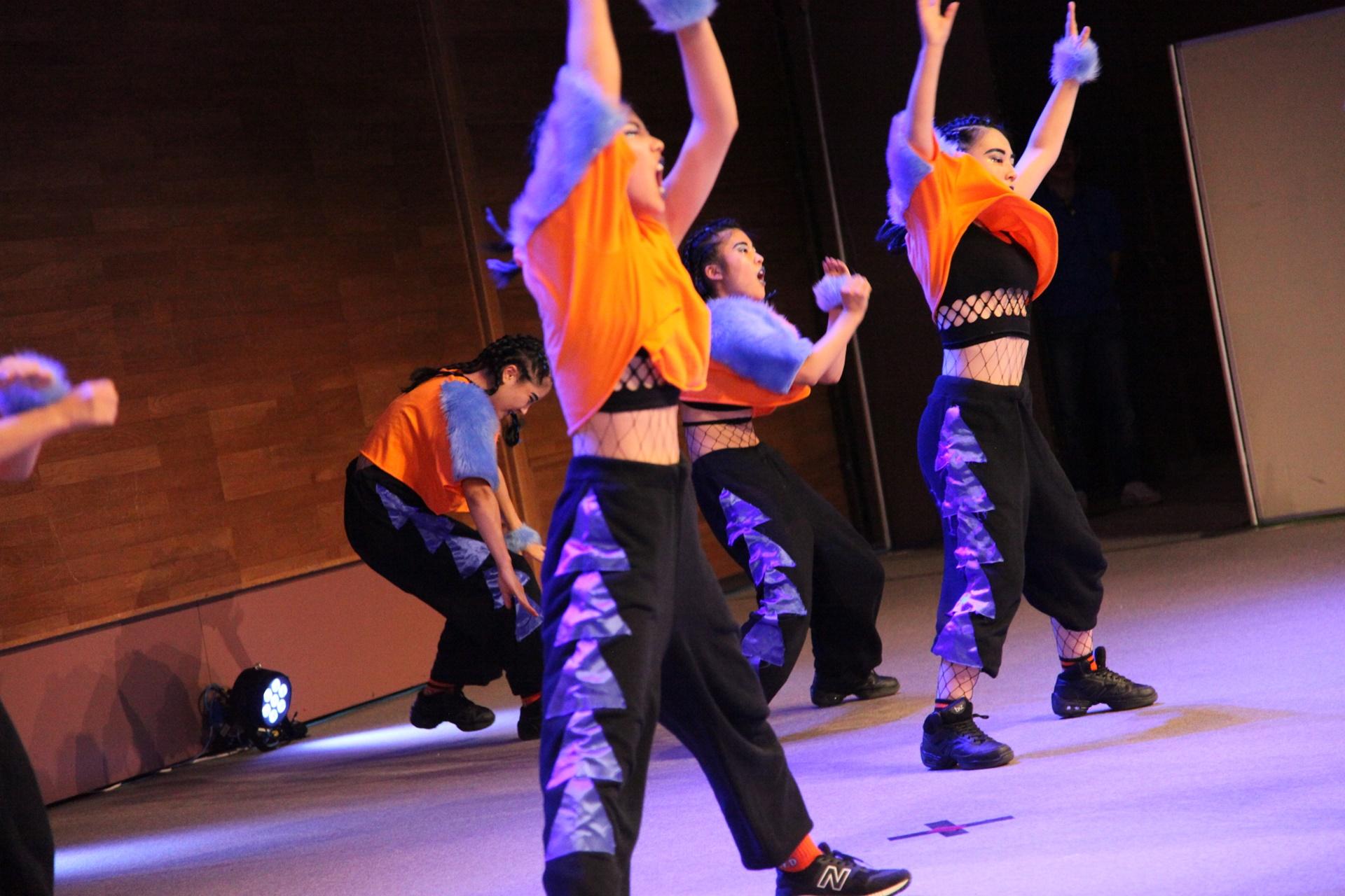 多治見西高等学校 ダンス部 14