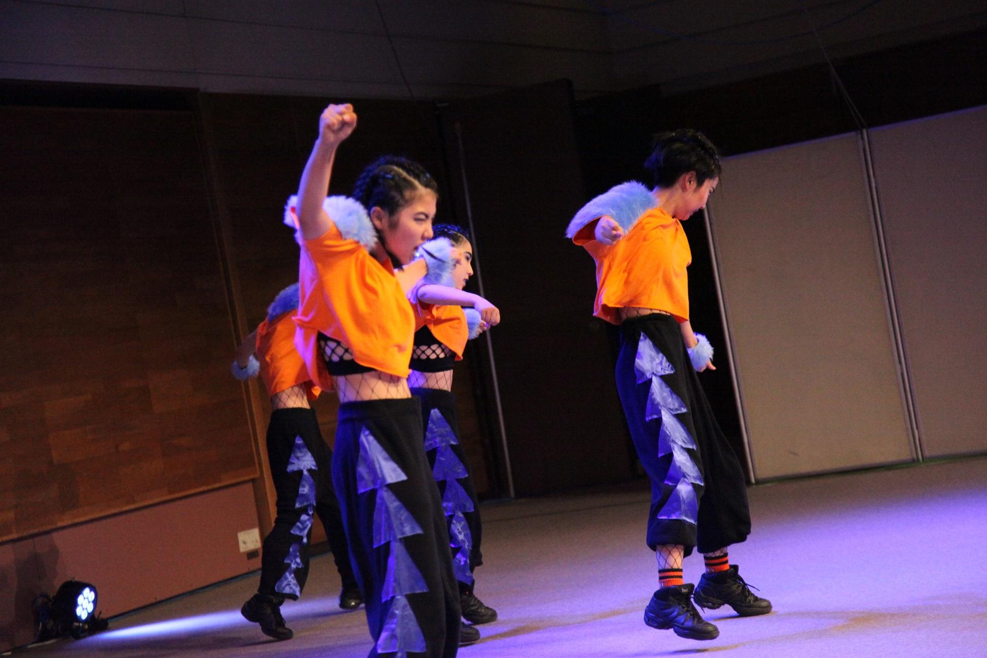 多治見西高等学校 ダンス部 16