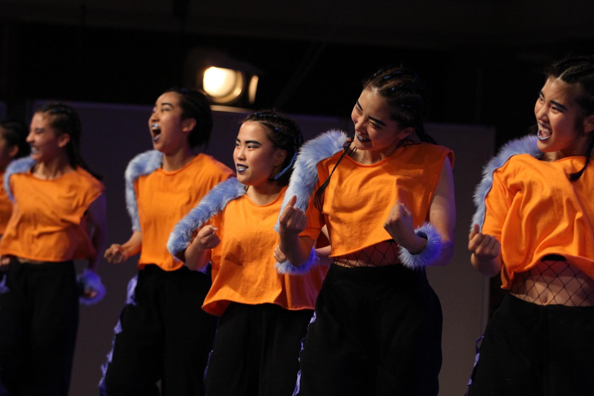 多治見西高等学校 ダンス部 52