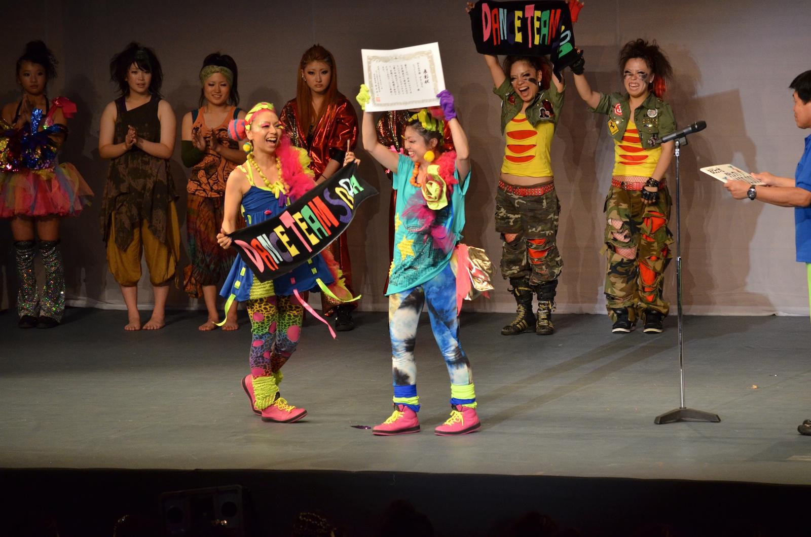 おどらっせ 表彰式〜フィナーレ 38
